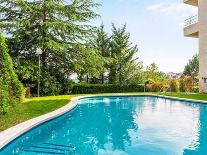 140 m² apartment with 10 m² terrace for sale in Vallvidrera