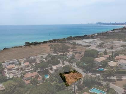 Perceel van 874m² te koop in Alella, Barcelona