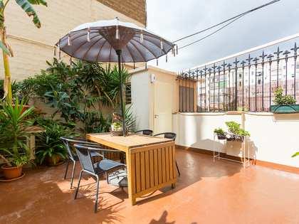 Квартира 125m², 26m² террасa на продажу в Левый Эшампле