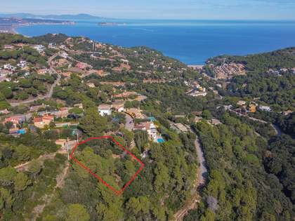 600m² Grundstück zum Verkauf in Sa Riera / Sa Tuna