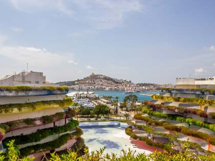 Penthouse van 86m² te koop met 160m² terras in Ibiza Town
