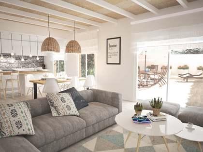Appartement van 125m² te koop met 69m² terras in Maó