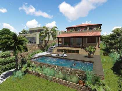 317 m² villa with 530 m² garden for rent in Torre en Conill