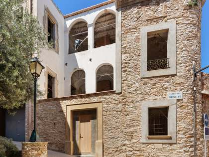 Casa / Vil·la de 691m² en venda a Begur Centre, Costa Brava