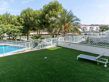 Appartement van 115m² te koop met 75m² Tuin in Platja d'Aro