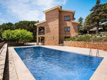 Haus zum Verkauf, Sant Andreu de Llavaneres, Maresme Küste