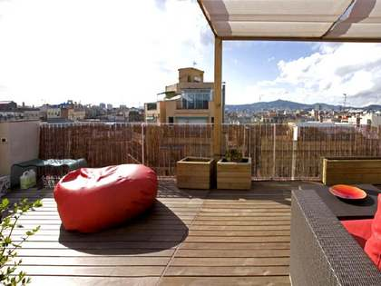 Penthouse for sale in Sant Antoni with a large terrace