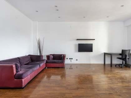 Piso de 116 m² con 15 m² de terraza en alquiler en Les Corts