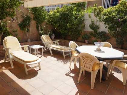Terraced house for sale in Playa Patacona/Alboraya