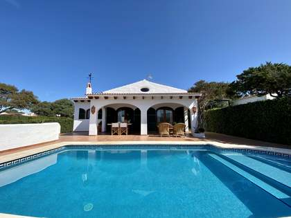 140m² House / Villa for rent in Ciudadela, Menorca