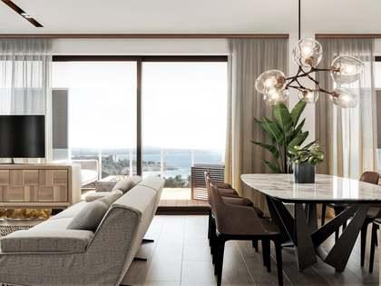 Квартира 219m², 77m² террасa на продажу в Urb. de Llevant