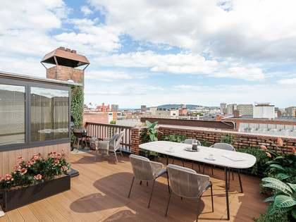 Àtic de 341m² en venda a Turó Park, Barcelona