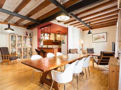 130 m² apartment for sale in El Born, Barcelona