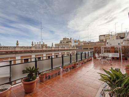 183m² Penthouse with 72m² terrace for sale in El Pla del Remei