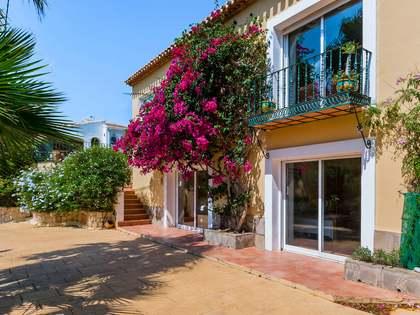 Дом / Вилла 214m² на продажу в Jávea, Costa Blanca