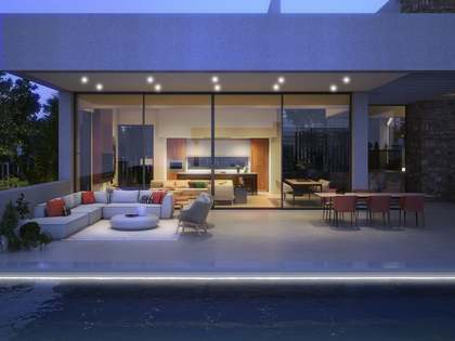 Helt ny 4-sovrums villa till salu i Nueva Andalucía