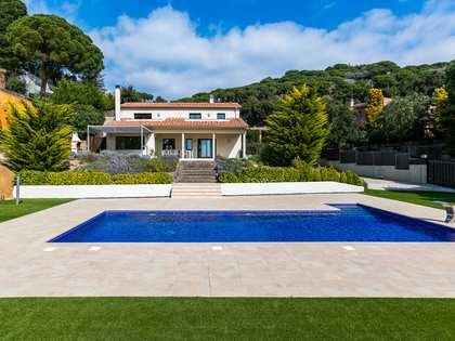 在 Sant Andreu de Llavaneres, 巴塞罗那 450m² 整租 豪宅/别墅