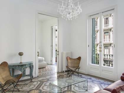 Gorgeous 2-bedroom apartment to rent on Carrer Provença