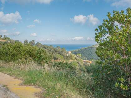 Building plot for sale in Es Valls urbanisation in Sa Riera