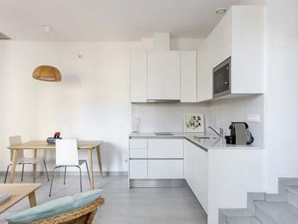 Квартира 62m² аренда в Правый Эшампле, Барселона