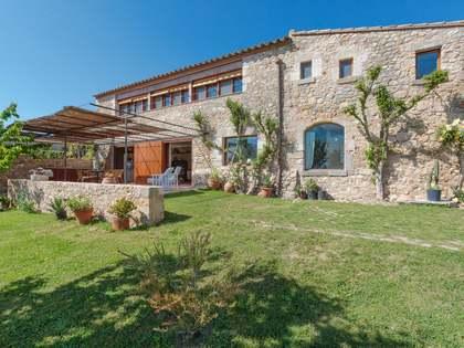 Masía de 577 m² en venta en el Baix Empordà, Girona
