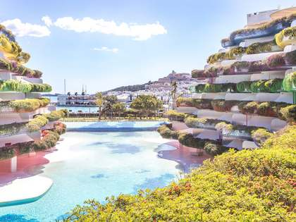Piso de 95m² con terraza de 17m² en venta en Ibiza ciudad