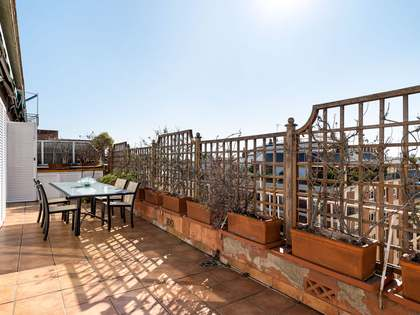 169m² Penthouse with 30m² terrace for sale in Sant Gervasi - La Bonanova