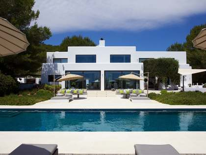 Great villa to rent between Santa Getrudis and San Lorenzo