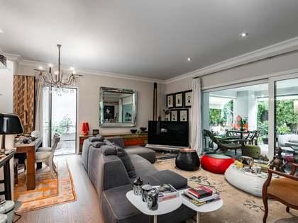 120m² Wohnung mit 140m² garten zum Verkauf in Aravaca