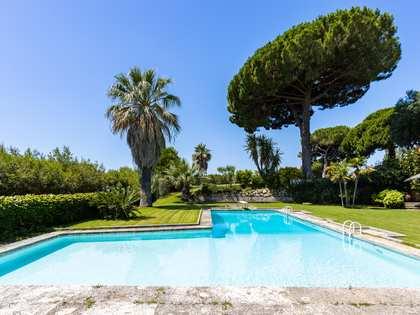 450m² Haus / Villa mit 3,500m² garten zum Verkauf in Sant Andreu de Llavaneres