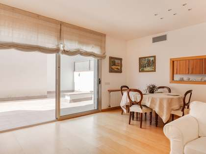 151m² Apartment with 46m² terrace for sale in Sant Gervasi - La Bonanova