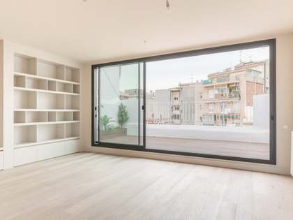 Newly renovated 3-bedroom apartment to buy on Calle Mallorca