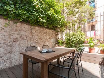 Piso de 138m² con 30m² terraza en venta en Gótico