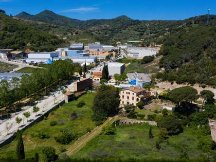 Masía con 3,745 m² de jardín en venta en Arenys de Munt