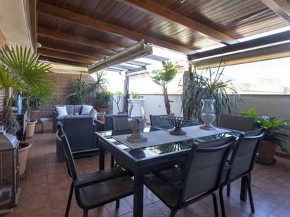 220 m² apartment with 35 m² terrace for sale in Ruzafa