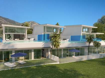 301m² villa with 30m² garden for sale in Mijas, Andalucia
