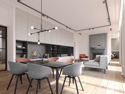 208 m² apartment for sale on Diagonal, Barcelona City