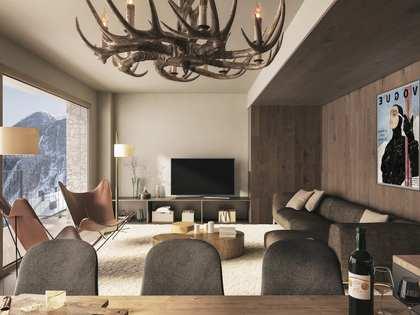120m² Apartment with 8m² terrace for sale in Grandvalira Ski area