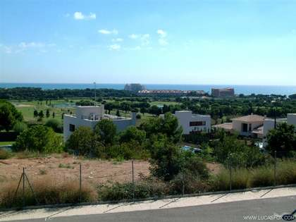 Building plot for sale in Sitges, Can Girona