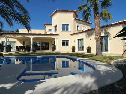 Casa / Villa di 464m² in vendita a Moraira, Costa Blanca