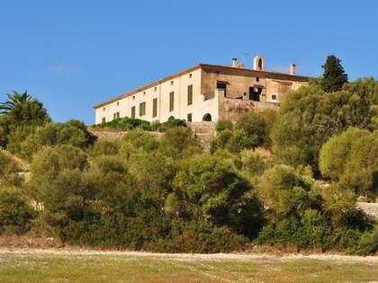 Landhuis van 4,800m² te koop in Central Mallorca, Mallorca