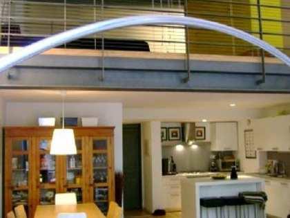 Loft-style apartment for sale in Lisbon's Santos district