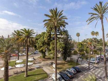 Appartement van 185m² te huur met 8m² terras in El Pla del Real