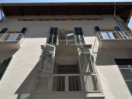 Renovated apartment for sale in centre of Palma, Mallorca.