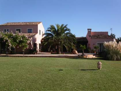 Luxury rustic property for holiday rent in South Mallorca