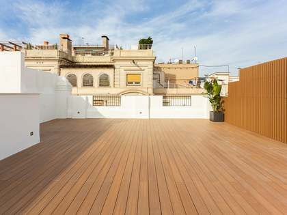 90m² Penthouse with 104m² terrace for sale in Sant Gervasi - Galvany