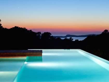 6-bedroom modern villa for holiday rent in Cala Conta, Ibiza