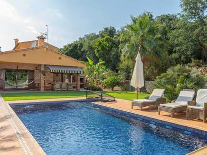 Casa di campagna di 341m² in vendita a Lloret de Mar / Tossa de Mar