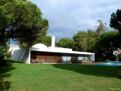 Villa with views for sale in Quinta do Lago