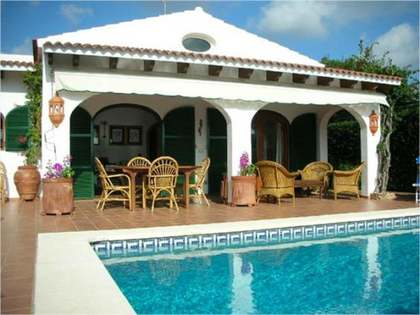 140 m² house for sale in Menorca, Spain